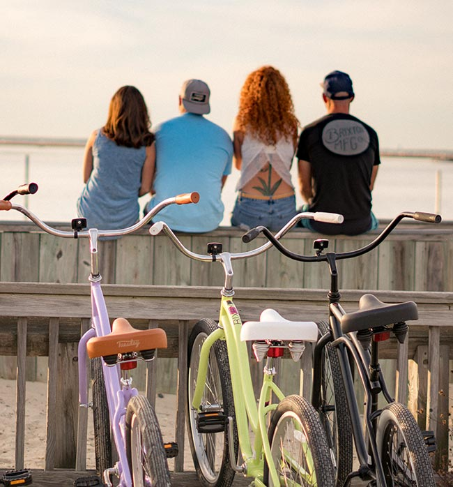 Bike Rentals on Long Beach Island