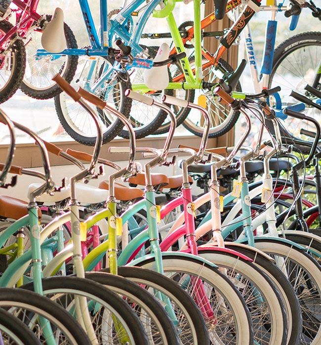 Bike Sales on Long Beach Island