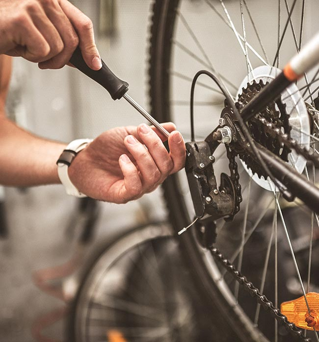 Bike Repairs on Long Beach Island